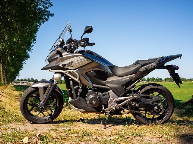 2014 Honda NC 750 X motor te huur (1)