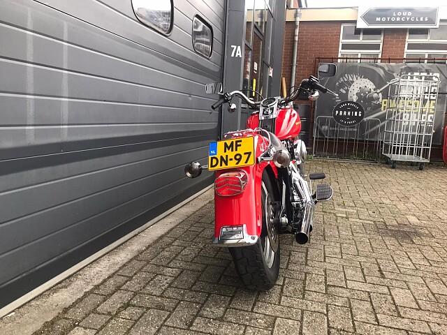 2000 HARLEY-DAVIDSON Fat Boy motor te huur (3)