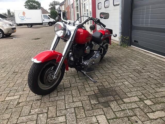 2000 HARLEY-DAVIDSON Fat Boy motor te huur (4)