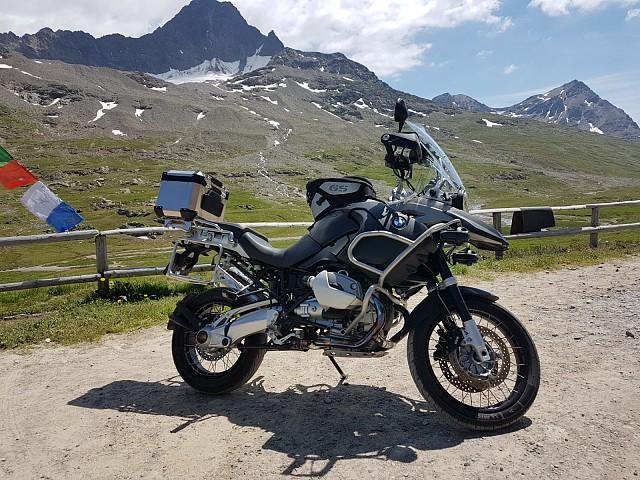 2009 BMW R 1200 GS Adventure motor te huur (2)