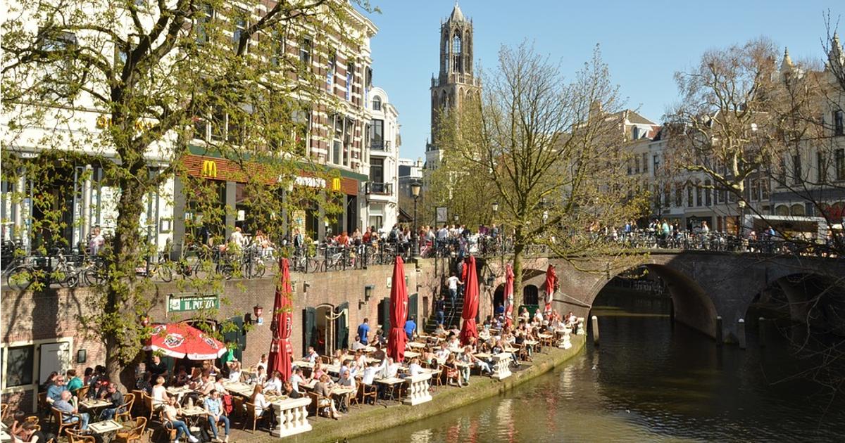 Motorterrassen in Utrecht
