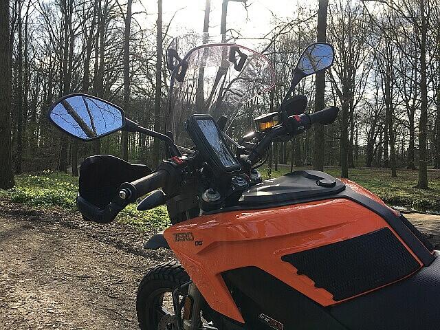2020 ZERO MOTORCYCLES DS motor te huur (2)