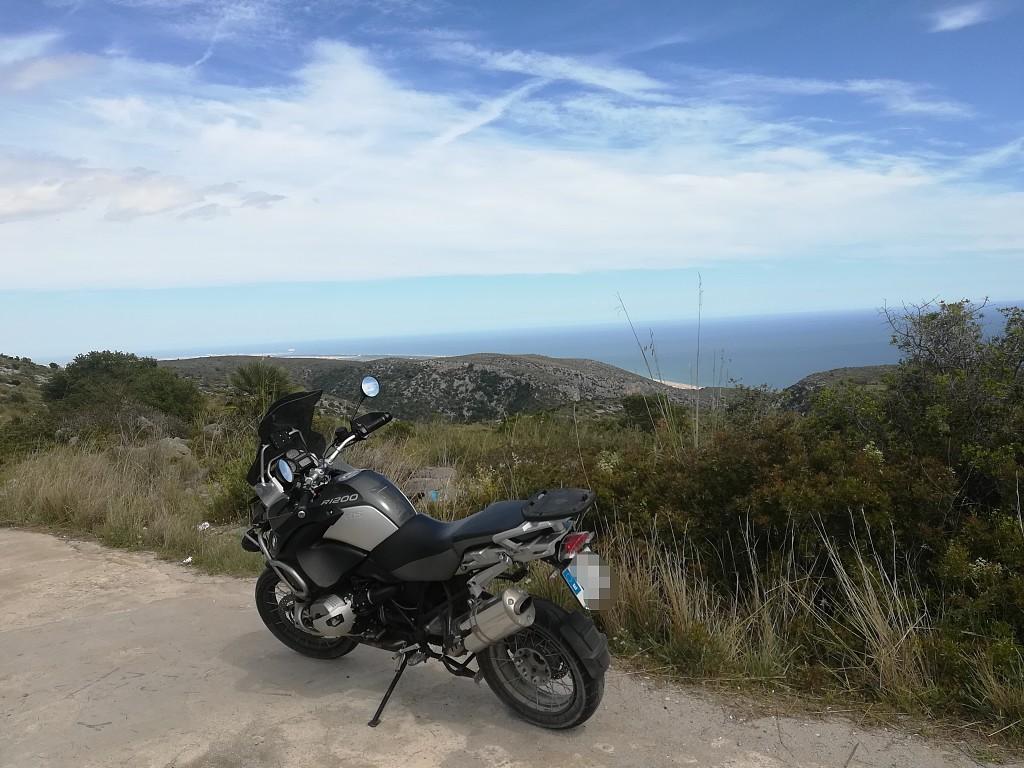 2011 BMW R 1200 GS Adventure moto en alquiler (1)