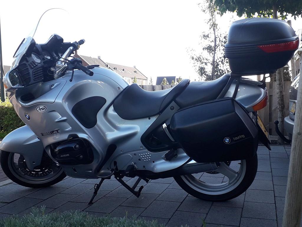 BMW R1100 RT motor #1