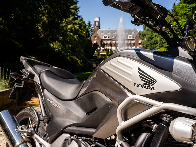2014 Honda NC 750 X motor te huur (2)