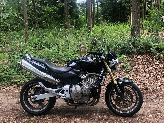 2005 Honda CB 600 F motor te huur (1)