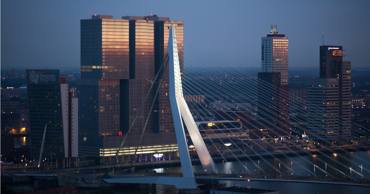 Rotterdam Rick van der Kroon motorwinkel Rotterdam