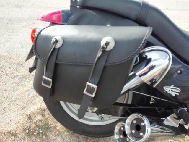 2008 KYMCO Venox moto en alquiler (3)