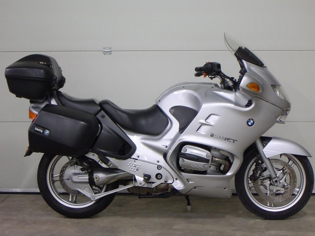 BMW R 1150 RT motor #1