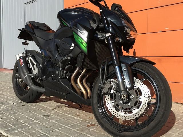 2016 KAWASAKI Z800 moto en alquiler (2)