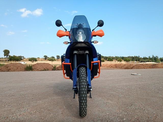 2012 KTM 990 Adventure moto en alquiler (3)