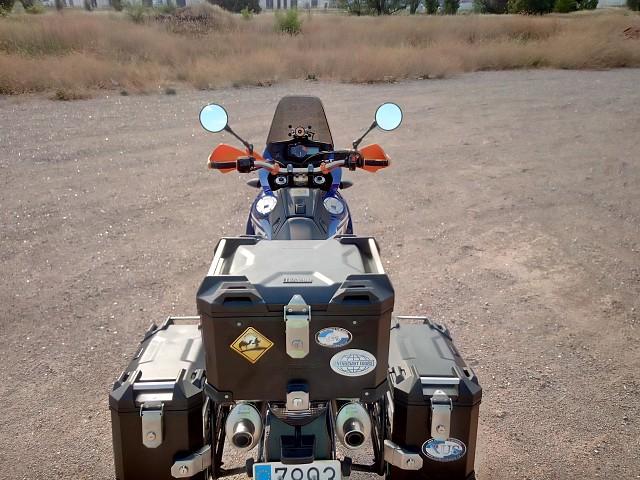 2012 KTM 990 Adventure moto en alquiler (5)