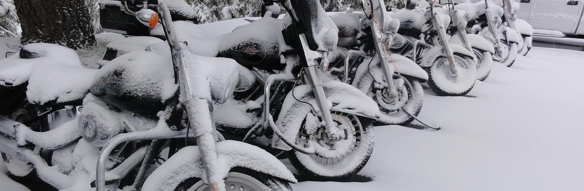 winterbeurt voor je motor