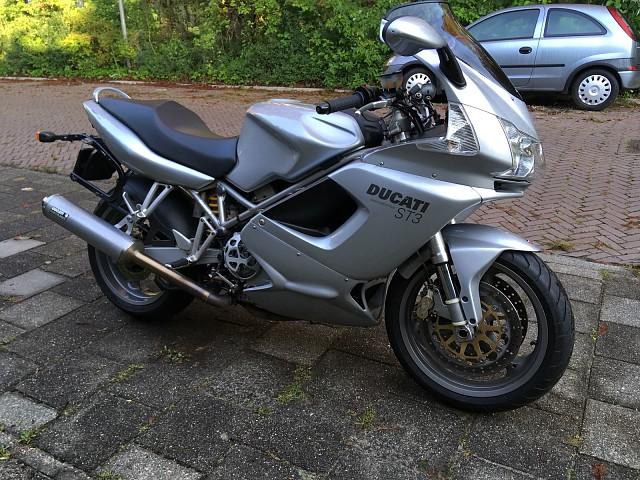 2004 Ducati ST 3 motor te huur (2)