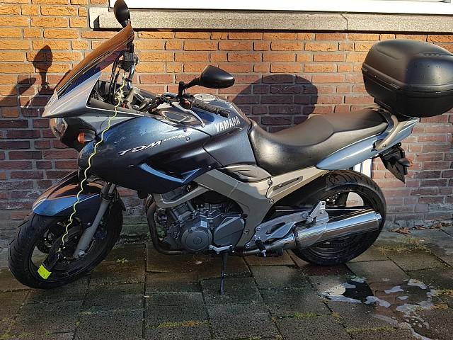 2003 Yamaha tdm 900 motor te huur (2)