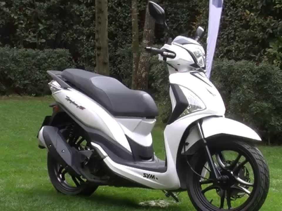 Sym Symphony 125 moto en alquiler (1)