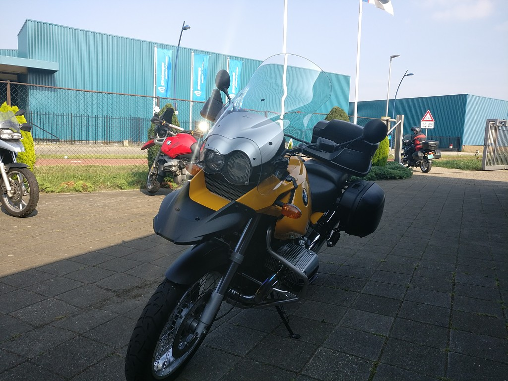 BMW 1150GS motor #1