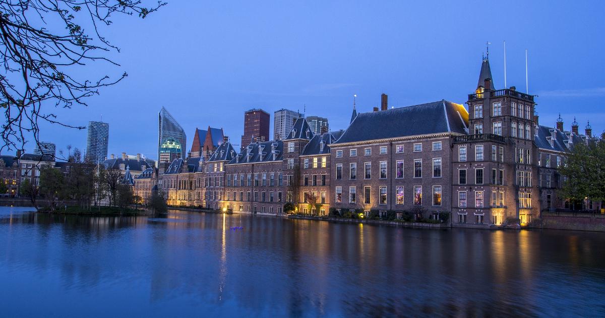 Stad aan het water: Motorroutes Den Haag