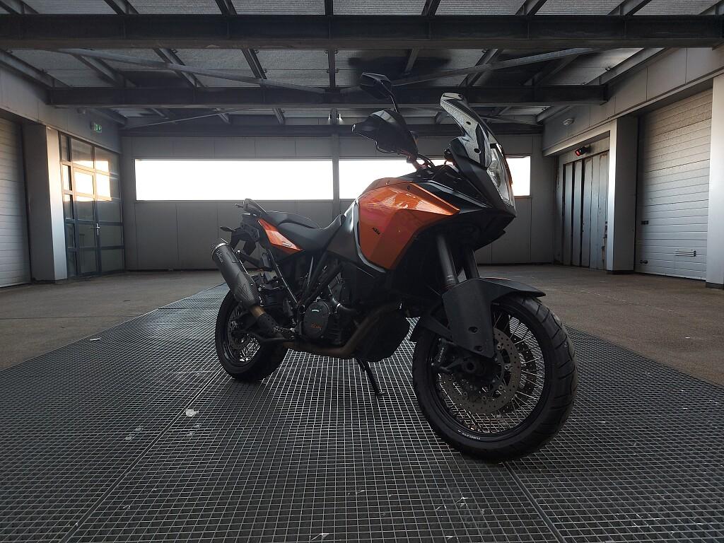 2013 KTM Ktm 1190 adventure motor te huur (1)