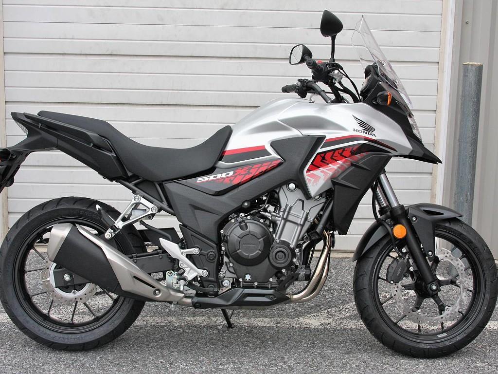 2019 HONDA CB 500 X moto en alquiler (1)