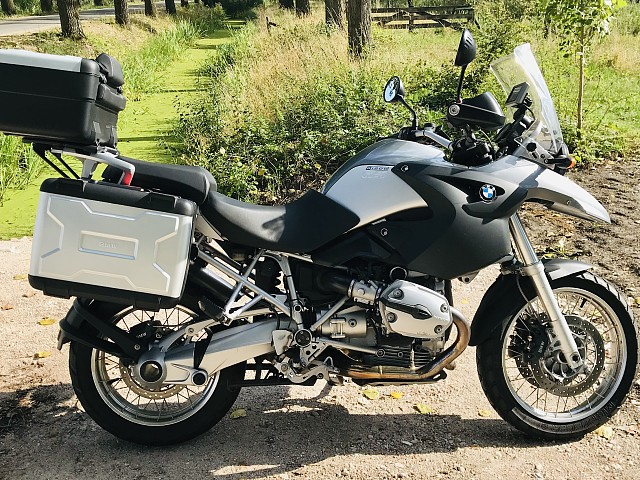 2006 BMW R 1200 GS Adventure Look motor te huur (1)