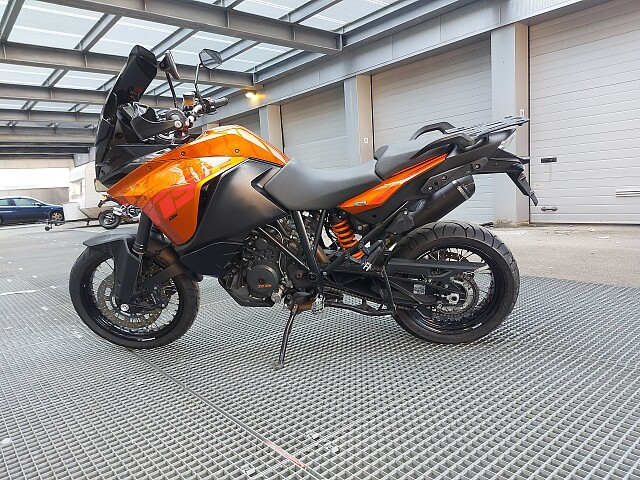 2013 KTM Ktm 1190 adventure motor te huur (2)