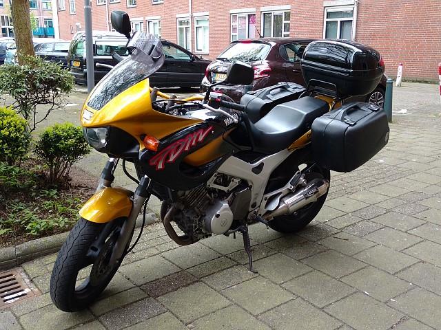 1998 Yamaha TDM 850 motor te huur (2)