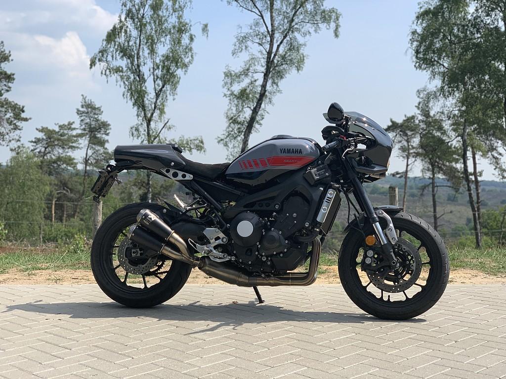 YAMAHA XSR900 Abarth motor #1