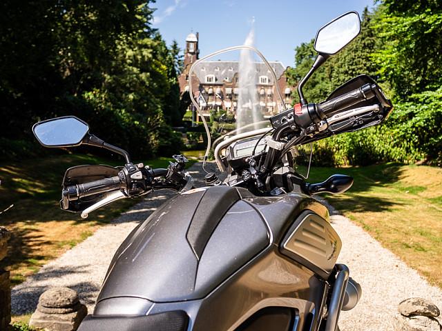 2014 Honda NC 750 X motor te huur (5)