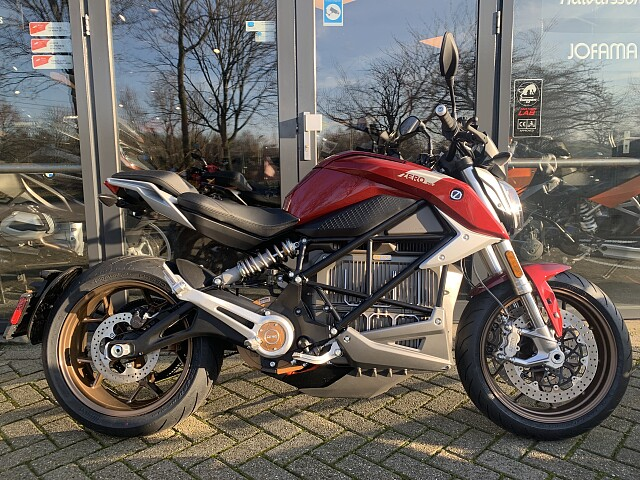 2020 Zero Motorcycles SR/F 14.4  motor te huur (5)