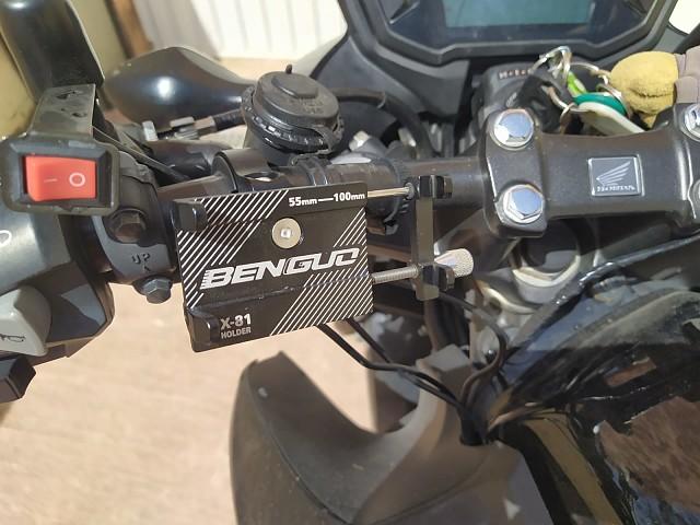 2015 HONDA CB 500 F moto en alquiler (4)