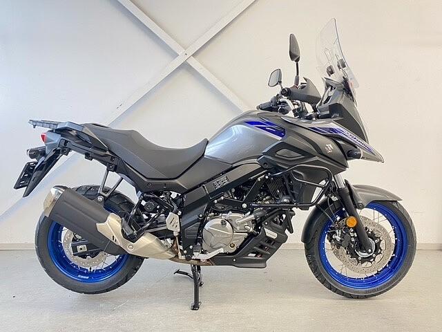2021 Suzuki V-Strom 650 XTA motor te huur (1)
