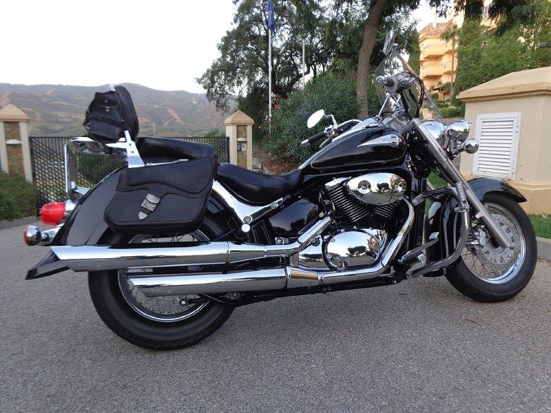2004 SUZUKI Intruder VS 800 moto en alquiler (1)