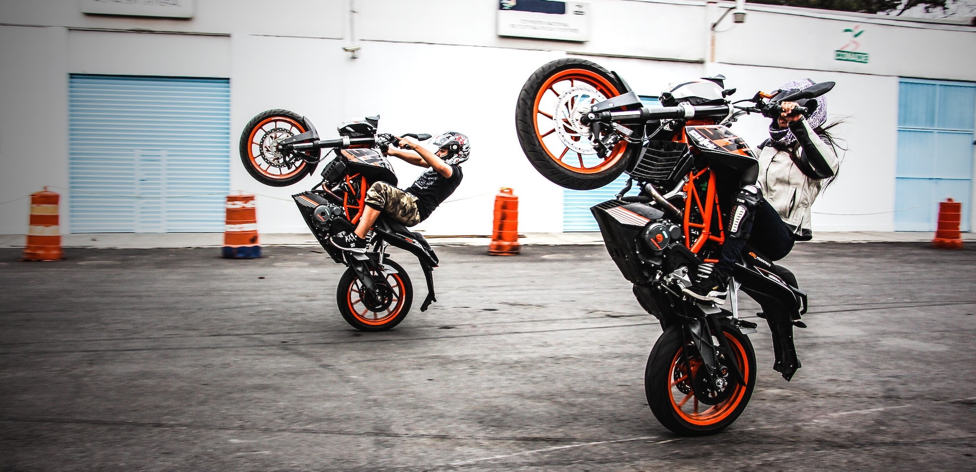 Motor evenementen in Nederland