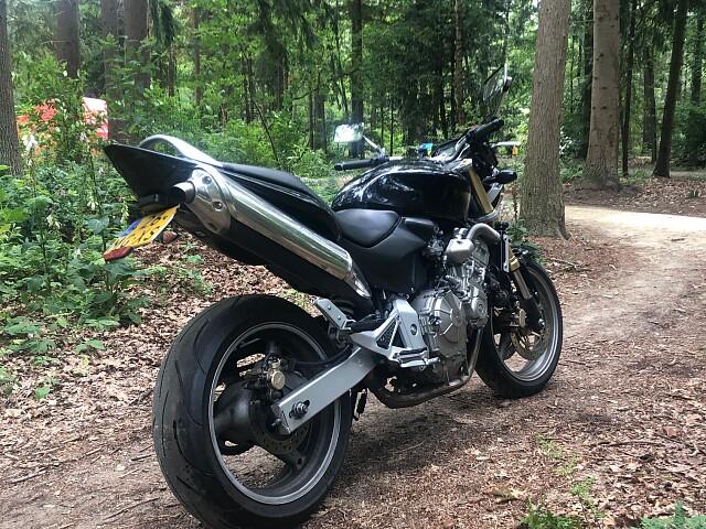 2005 Honda CB 600 F motor te huur (2)