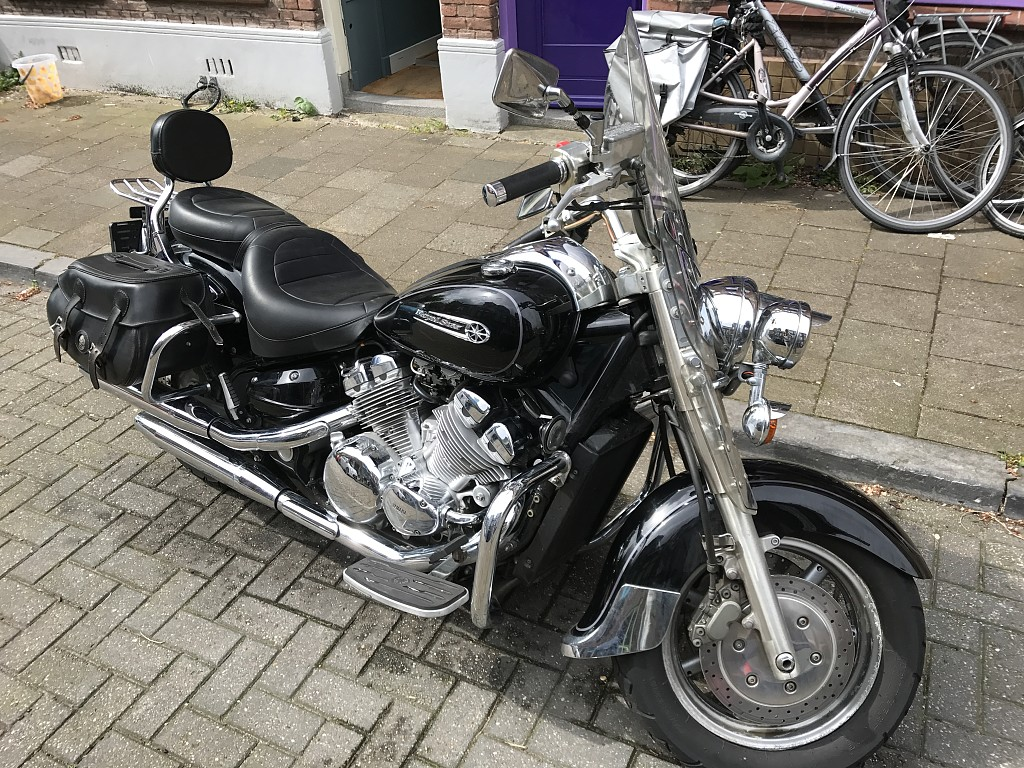 YAMAHA Royal Star motor #1