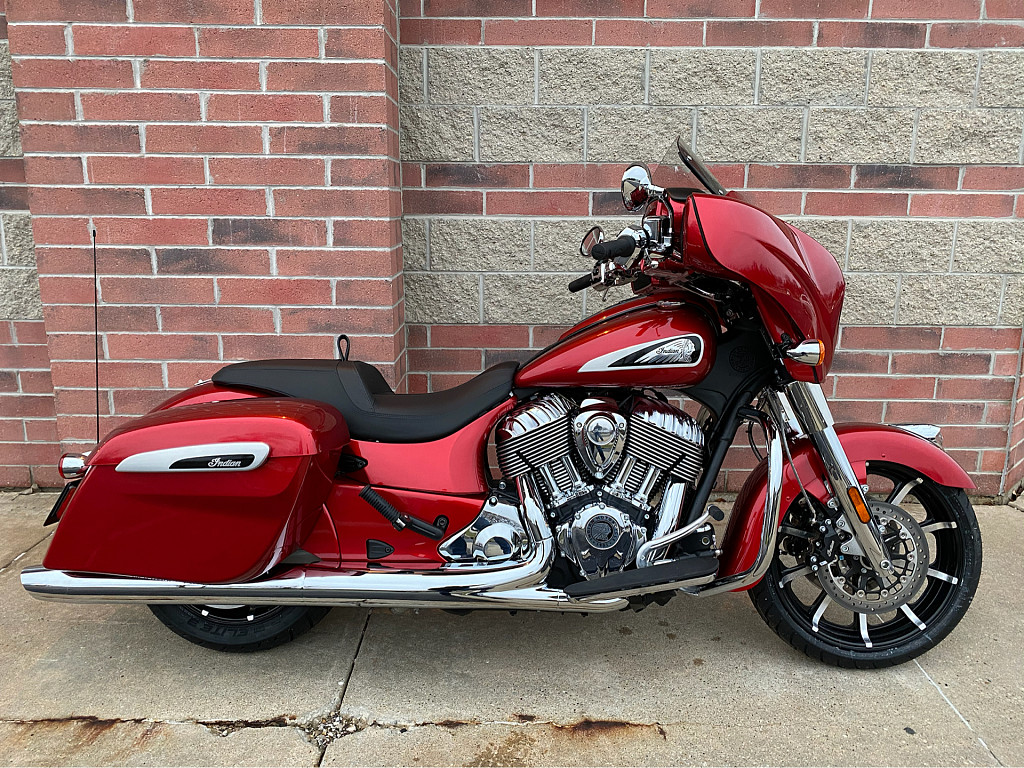 2019 INDIAN Chieftain limited motor te huur (1)