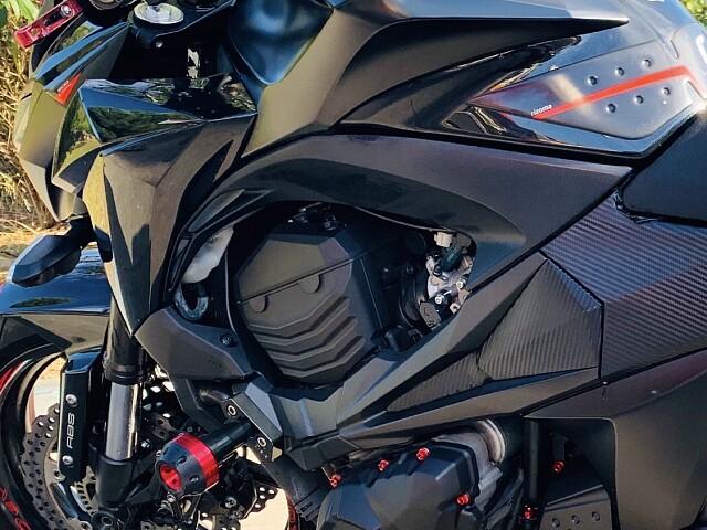 2015 Kawasaki Z 800 E motor te huur (2)