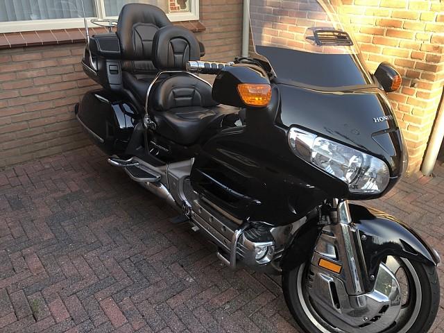 2006 HONDA GL 1800 motor te huur (5)