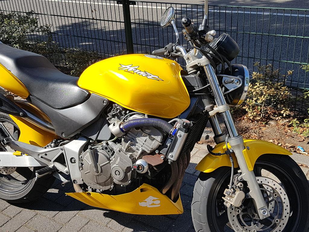 1999 HONDA CB 600 F motor te huur (1)