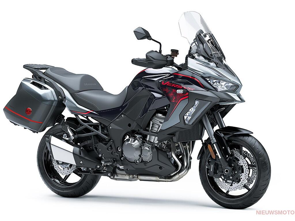 2019 Kawasaki Versys 1000 motor te huur (1)