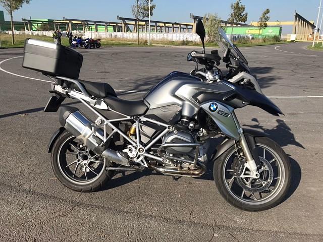 2013 BMW R 1200 GS moto en alquiler (1)