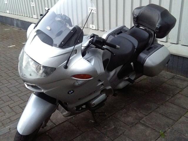 2002 BMW R 1150 RT motor te huur (2)