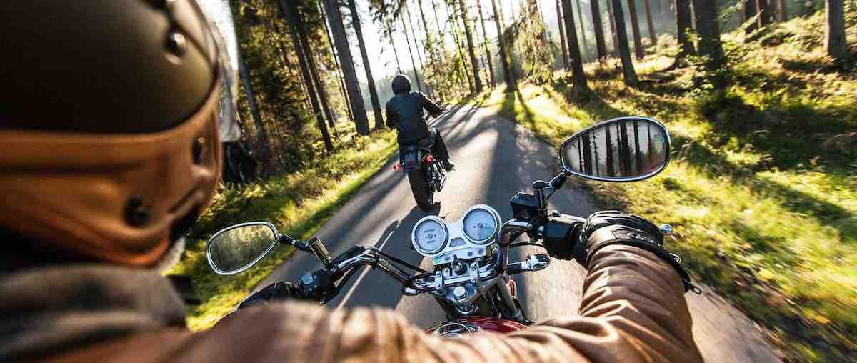 Motor in de bossen: Toeren motorcampings Eifel