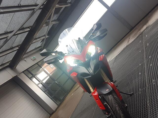 2013 Ducati Multistrada 1200 motor te huur (4)