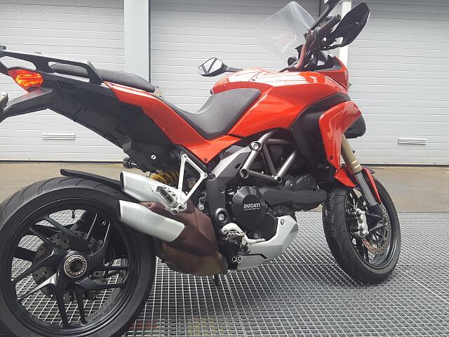 2013 Ducati Multistrada 1200 motor te huur (2)