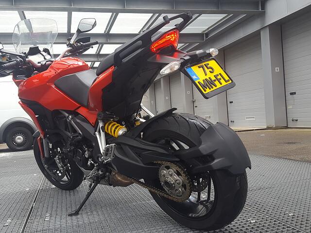 2013 Ducati Multistrada 1200 motor te huur (3)