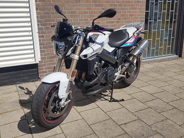 2019 BMW F 800 R motor te huur (1)