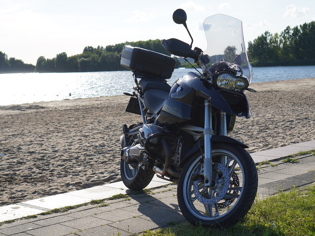 2005 BMW R1200 GS motor te huur (1)
