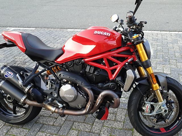 2018 Ducati Monster 1200 motor te huur (3)